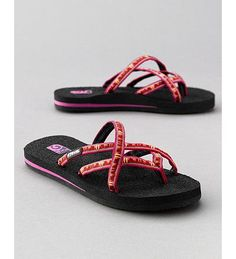 77f9be31ecf Flip-flops by Teva in Hotpink I love mine!!! I call theese