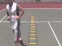 7 Agility Ladder Drills That You Should Know!   http://www.amazon.com/Professional-Eq... Agility Ladder Drills - these kinds of workouts are an efficient device to increase rhythm, agility, velocity, stability, and body control throughout many athletic movements.