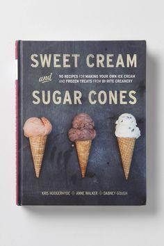 :: Sweet Cream And Sugar Cones ::