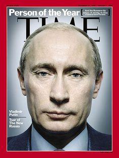 Автор портрета Путина для «Тайм»: Я расположил его вопросом про «Битлз». В 2007 году Владимир Путин был признан «Человеком года» по версии «Тайм».