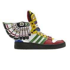 adidas ObyO Adidas X Jeremy Scott Totem