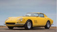 1967 Ferrari 275 GTB/4 Coupe, $3.66 million via MarketWatch