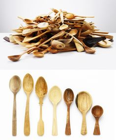 i heart wooden spoons