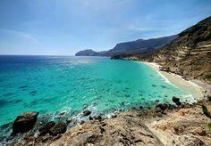 Hidden Rocky Beach. Salalah Oman. (OC) [1600x1116]