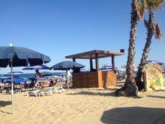 Qualche volta ...anche senza cani...#relax #spiaggia #mare #plaia