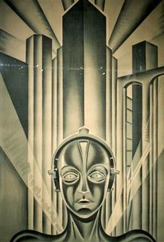 "A film memorabilia collector paid $1.2 million for nine rare and early film posters, including the world's highest-valued poster of the 1927 film ""Metropolis."" (Reuters; photo: Samuel Dietz / Getty Images)"