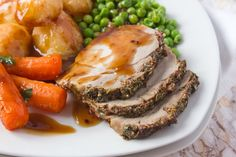 Make and share this Roast Pork With Herb Crust recipe from Food.com.