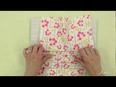 ▶ Learn how to make pleats using the Perfect Pleater! - YouTube