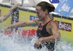SPETTACOLARE! ♥ Nuoto: Pellegrini 'ora sono in pace, miei ultimi 200' (ANSA)
