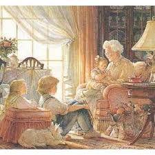 Trisha Romance - time with grandma