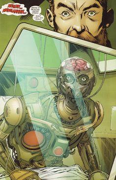 I miss the Doom Patrol