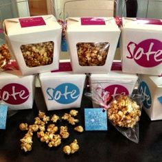 Green Queen Loves: SOTE artisanal gourmet popcorn