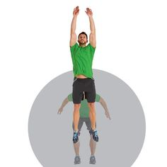 Six Power Exercises Help You Pick up the Pace