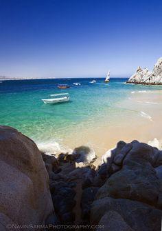 Lovers Beach, Cabo San Lucas, Mexico spring break 2014 :)