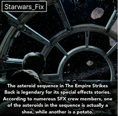 Star Wars Facts Star Wars Jokes, Star Wars Facts, Starwars Galaxies, Sci Fi Series, Rebel Alliance, The Force Is Strong, The Empire Strikes Back, Disney Stars, Love Stars