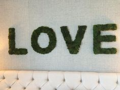 L O V E #design #decor #home #homedecor #homedesign #instamood #instagood #instadesign #instadecor #getinspired #green #love #plantthefuture by bncdesignstudio http://discoverdmci.com