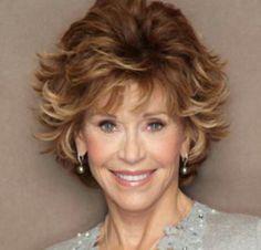15 Spectacular Jane Fonda Hairstyles. Top 15 Spectacular and Best Jane Fonda…