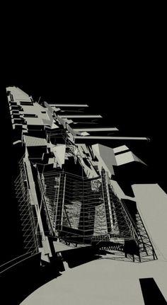 Diamond Ranch HS - Rendering   Morphopedia   Morphosis Architects