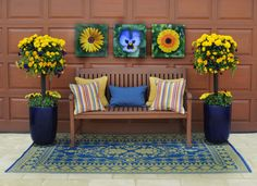 "Patio Makeover ""Sunstream"" Collection $459.99"