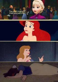 Disney defiled