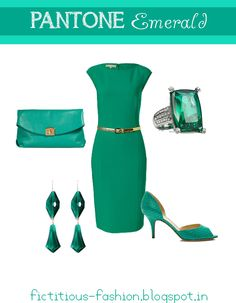 Emerald-The 10 Colors of 2013: Pantone