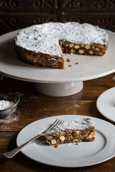 This sumptuous panforte recipe is packed with fruits and nuts, and is sure to add a little Italian glamour to your Christmas baking repertoire this year.