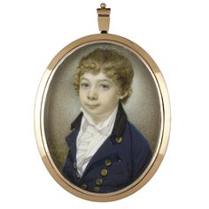 Charles Jagger, Portrait of a young boy, 180?