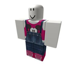 Customize your avatar with the Pink Mickey Top & Overalls and millions of other items. Mix & match this pants with other items to create an avatar that is unique to you! Games Roblox, Roblox Roblox, Play Roblox, Roblox Codes, Roblox Funny, Roblox Shirt, Create An Avatar, Type Of Pants, Cute Girl Outfits
