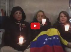 Vídeo de la segunda noche de Lilian Tintori en El Vaticano  http://www.facebook.com/pages/p/584631925064466