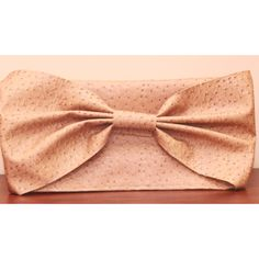 Every girl needs a fabulous clutch. Designs by Amira Williams-Estell