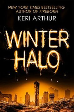 Winter Halo (Outcast #2) by Keri Arthur - December 6th 2016 by Piatkus