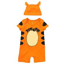 "Disney Tigger Romper Set with Hat - Babies R Us - Babies ""R"" Us"