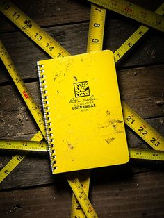 RITE IN THE RAIN 146 20 lb All Weather Pocket Notebook,Grid
