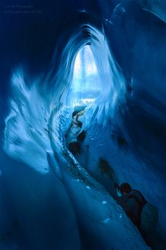 Ice Cave Adventure blue, snow, mystic, glacier, alaska, root, ice cave, wrangell, kennecott, root glacier, mccarthy