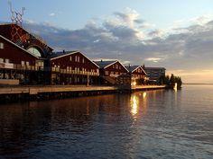 Norrbottensteatern, the oldest countytheatre in Sweden is in Luleå