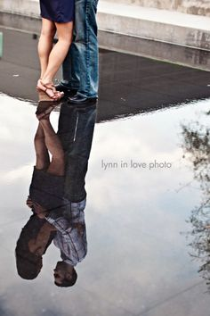 reflection engagement picture crossc