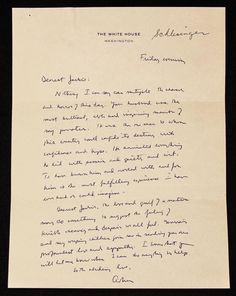 Lbj Letter To Martin Luther King JrS Widow Sells For
