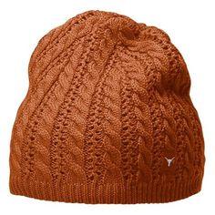 Texas Longhorns Womens Basic Knit Hat by Nike http://www.rallyhouse.com/college/texas-longhorns/a/headwear?utm_source=pinterest&utm_medium=social&utm_campaign=Pinterest-TexasLonghorns