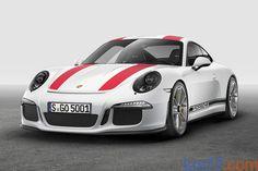 Porsche 911 Carrera R R Coupé Exterior Lateral-Frontal 2 puertas