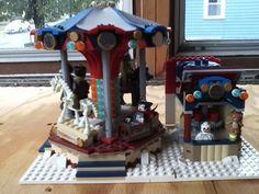 Halloween carosel Lego Halloween, Tutorials, Wizards, Teaching