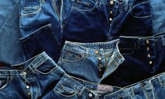 When were jeans invented, and how did they become a fashion staple? A look at the history of jeans, from OG Levis trousers, to sexy designer jeans. Jeans Fit, Denim Jeans, Skinny Jeans, History Of Jeans, Long Elegant Legs, Denim Fashion, Fashion Outfits, Fashion Pants, Mode Jeans