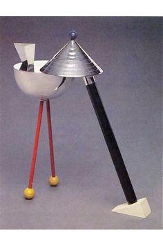 Peter Shire: Teapot for Memphis, 1981-1982