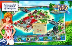 Build your Desired Towns, Resorts and Farmhouses – Virtual City Paradise Resort Mac App Ios, Paradise, Entertaining, Activities, Iphone, Mac Games, Apple Apps, Ipad App