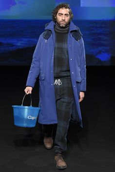 Umit Benan Men's RTW Fall 2015 - Slideshow