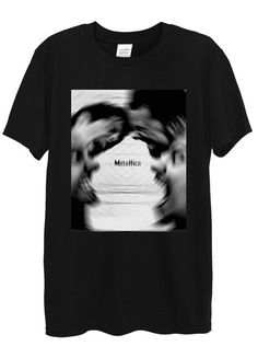 Metallica T-Shirts available in different colours, styles and sizes