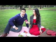 Sassy Survival Guide...to dating. Love our NoHo Park!