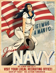 Join the Navy!