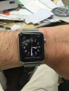 2015/4/24 Apple Watch ミラネーゼループ