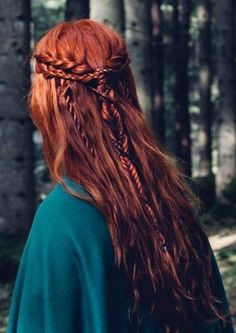 1000 Images About Hair Beauty Part Ii On Pinterest Viking Braids Elvish Hairstyles And