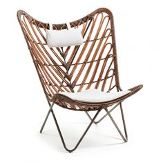 LaForma Vlinderstoel 'Cocoa'